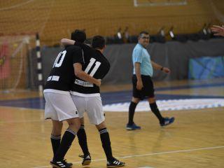 Sport Department - Maccabi Youth Games - futsal-