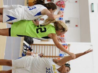 Sport Department - Maccabi Youth Games - girls basketball-