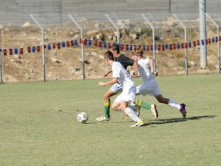 Sport Department - Maccabi Youth Games - soccer-