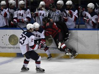 Gallery - 20th Maccabiah - Sport - ice hockey-