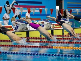 Gallery - 20th Maccabiah - Sport - swimming-