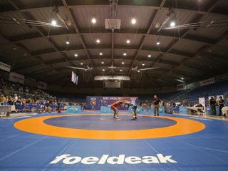 Gallery - 20th Maccabiah - Sport - wrestling-