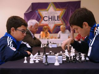 Sport Department - Pan American Maccabi Games - chile games chess-